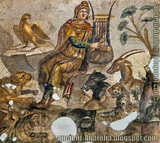 Antioch mosaic, Antakya Archaeological Museum