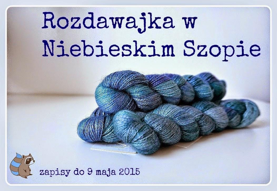 Niebieski Szop rozdaje:)