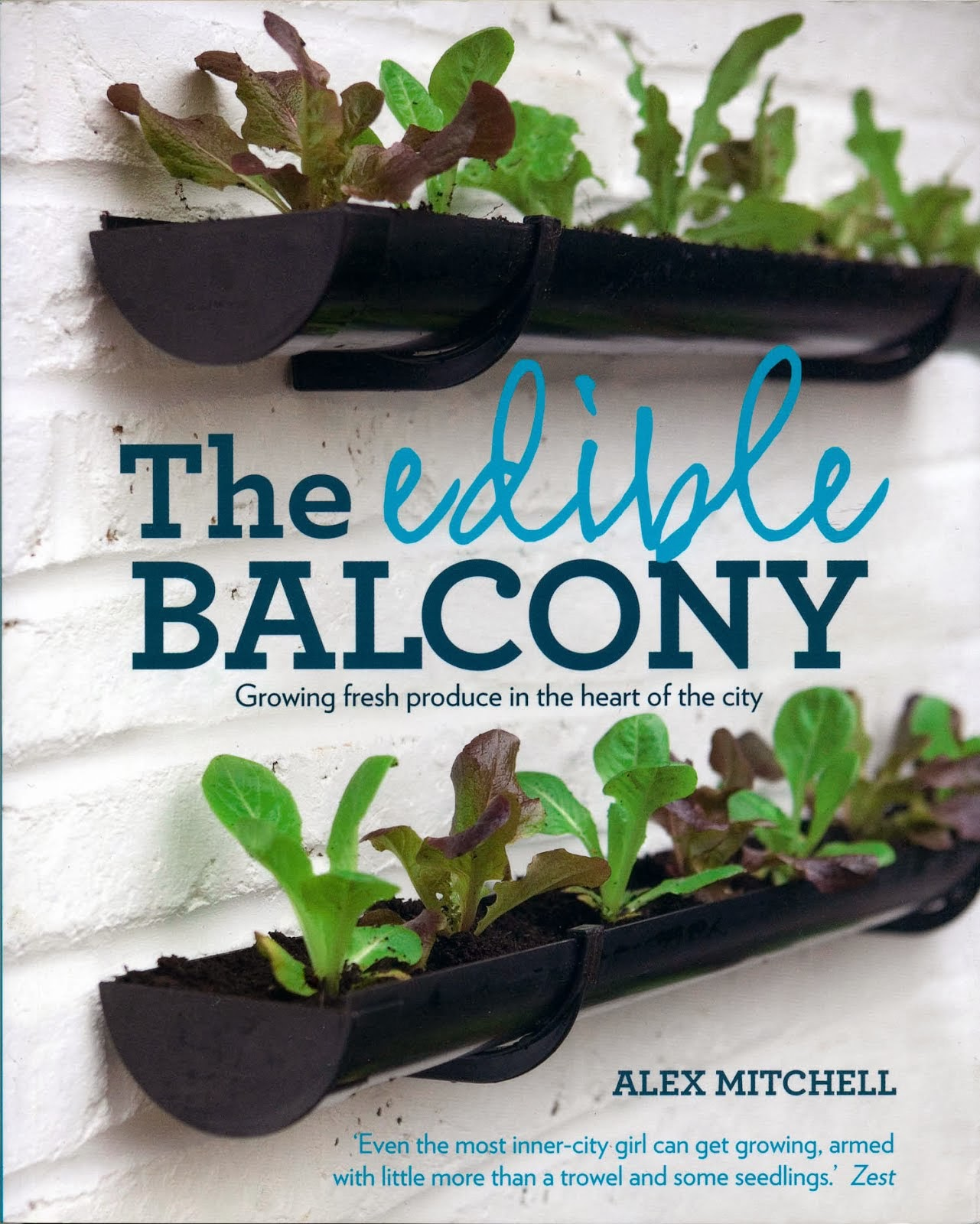Loving this book for the new gardening season!
