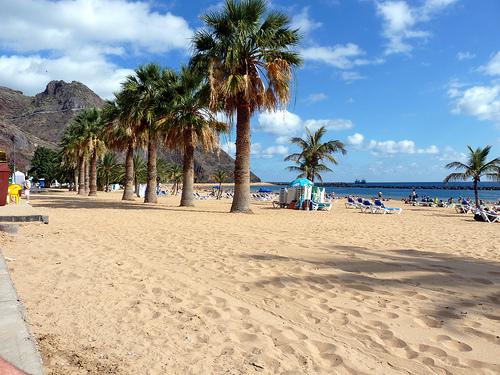 vacaciones en playas: