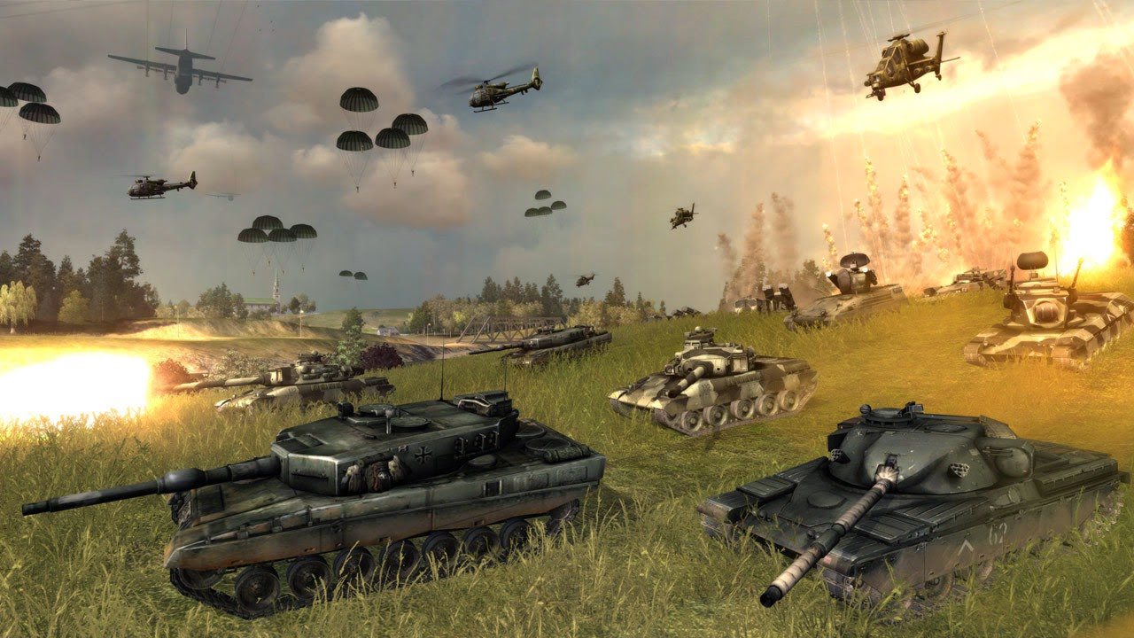 bajar gratis World in Conflict Complete Edition para repack dvd iso