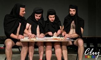 Alecu Racoviceanu 🔴 Creștin Pride. Eu sunt o călugăriță cu barbă! Și?