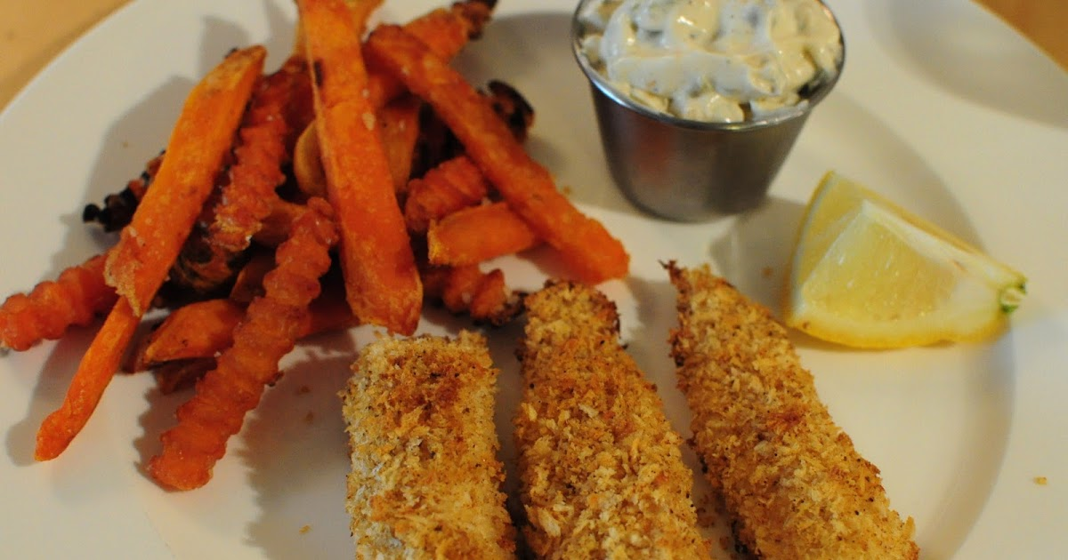how to make fish sticks crispy