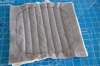 lines stitched