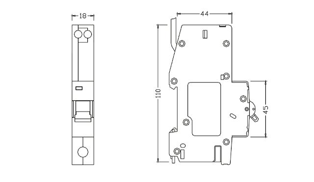entek electric   single module rcbo u0026 39 s  mcb  rcd