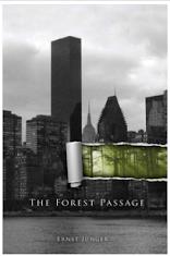 Kmen mezi stromy: Jüngerova Chůze lesem