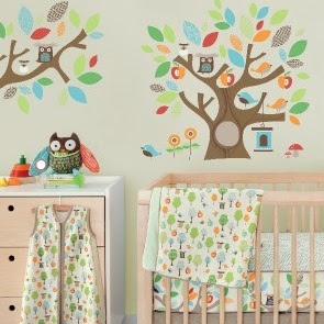 Baby/Toddler Room Decoration Ideas