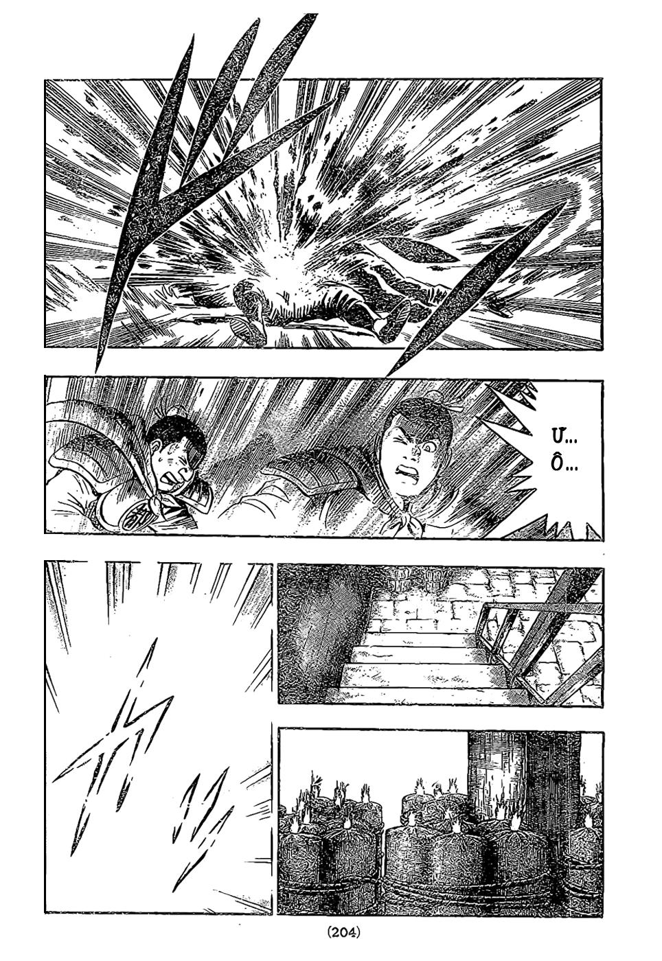 Hoàng Phi Hồng Phần 4 chap 84 Trang 18