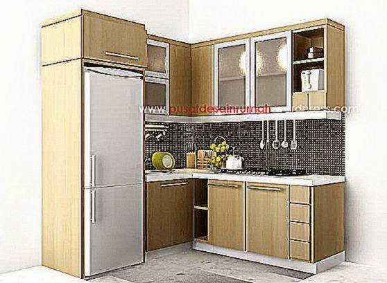 Desain Dapur Rumah Modern Minimalis  Trend 2015