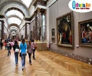 Mengungkap Teka-teki Da Vinci di Museum Terpopuler di Dunia