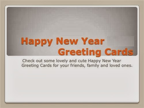 Famous Happy New Year Message For Business 2015