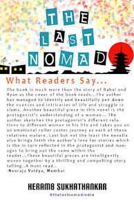 The Last Nomad | Reader Comments
