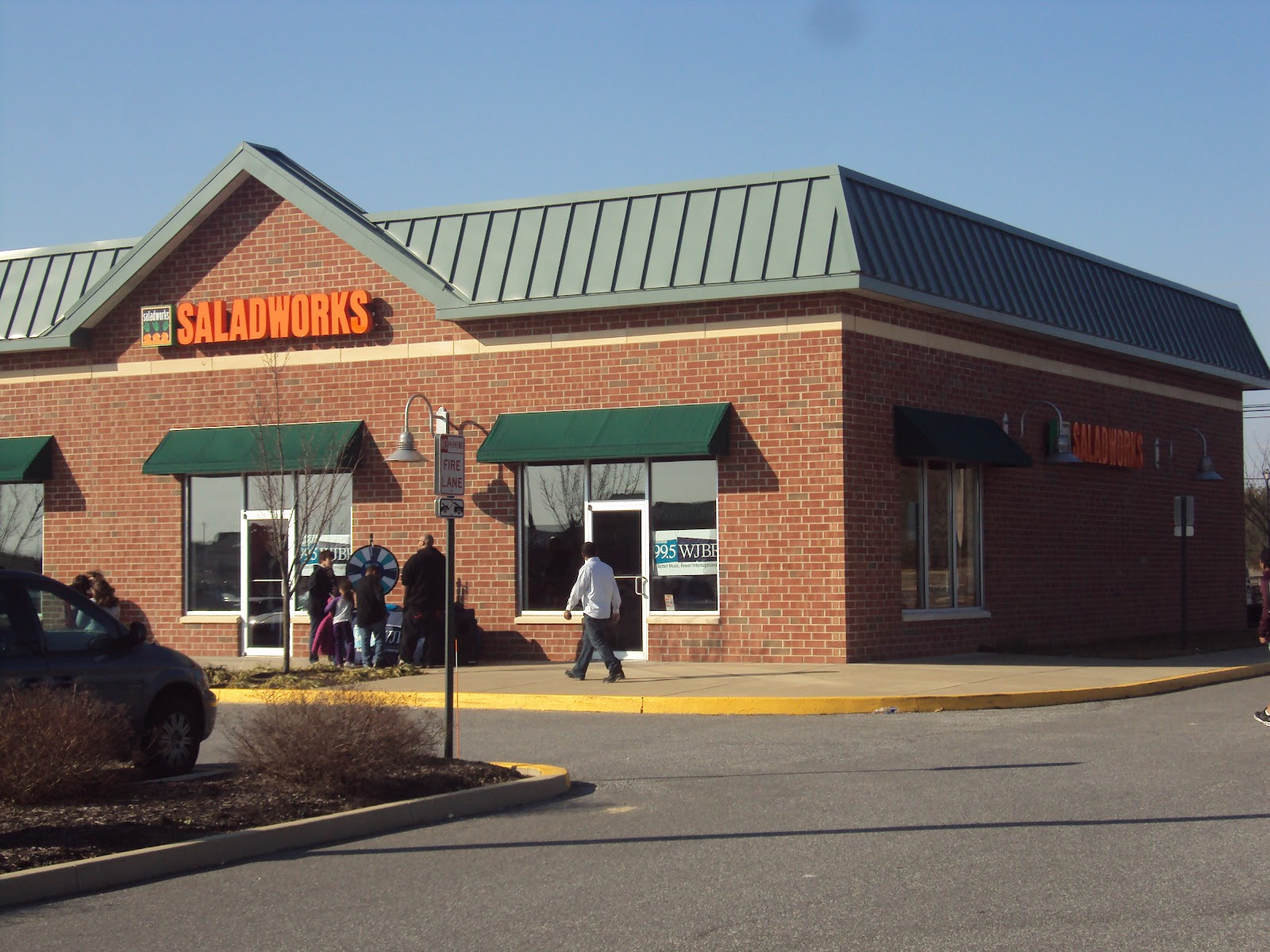 Saladworks Of Middletown Delaware Review Amp Giveaway