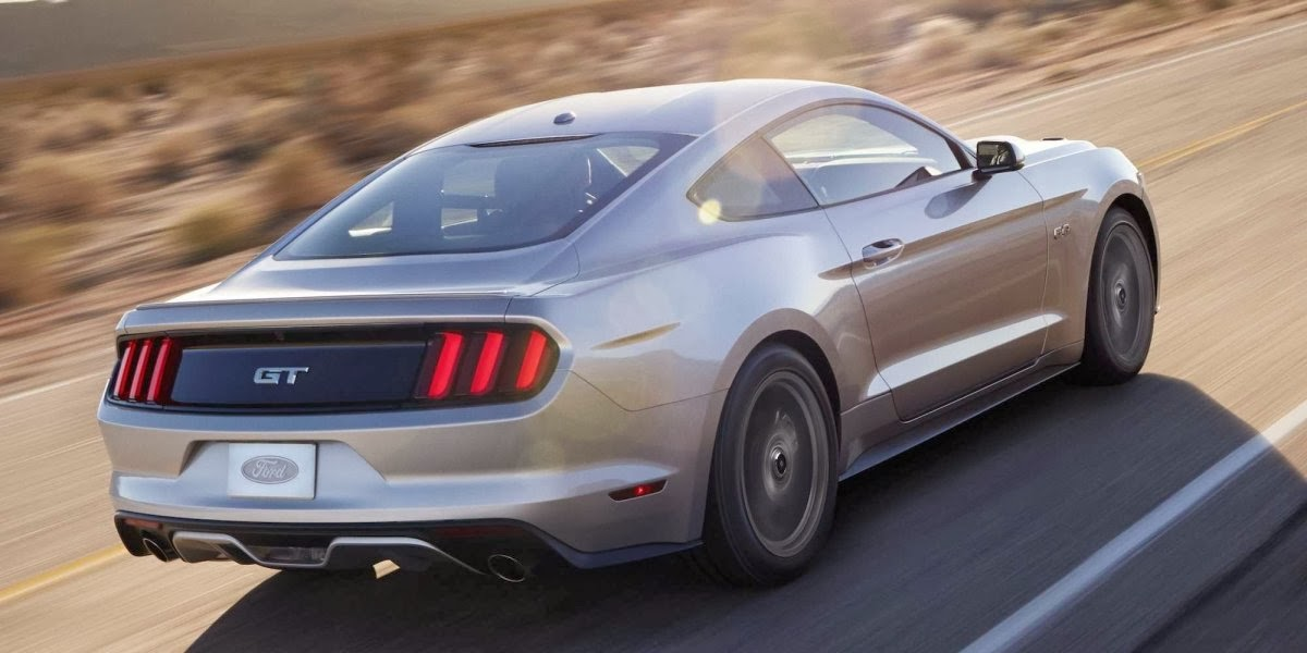 First Retail of 2015 Ford Mustang GT Fastback Will Benefit Leading Diabetes Research Charity