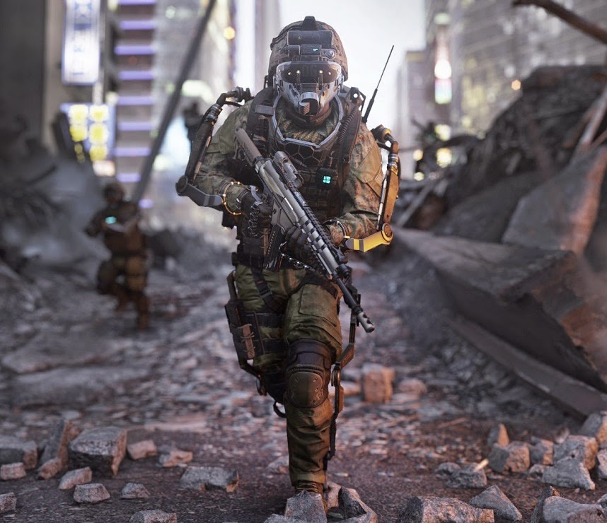 PC Games Call of Duty: Advanced Warfare Free Download