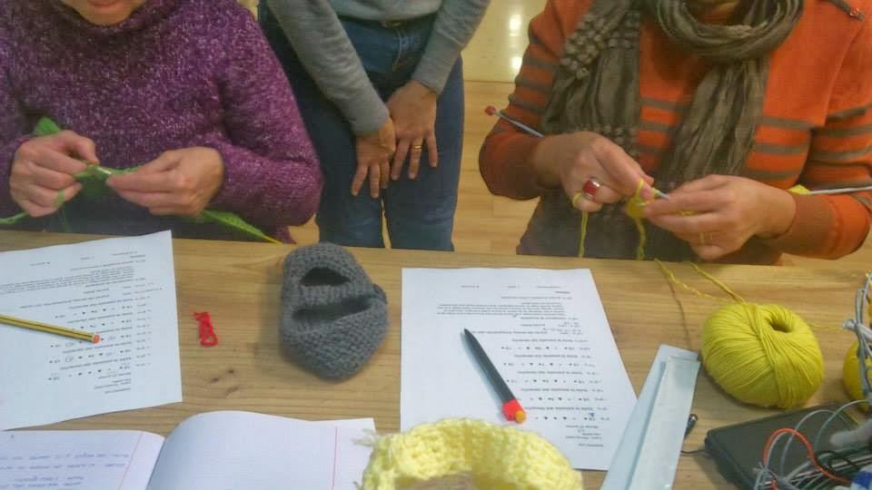 El blog de dmc nueva tanda de talleres woolly por espa a - Mercerias en alicante ...