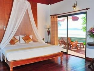 Twin Bay Resort, Kow Kwang beach, Koh Lanta, Guest room