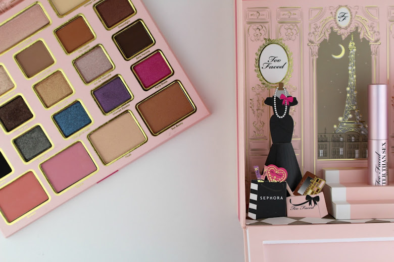Revue Le Grand Palais de Too Faced