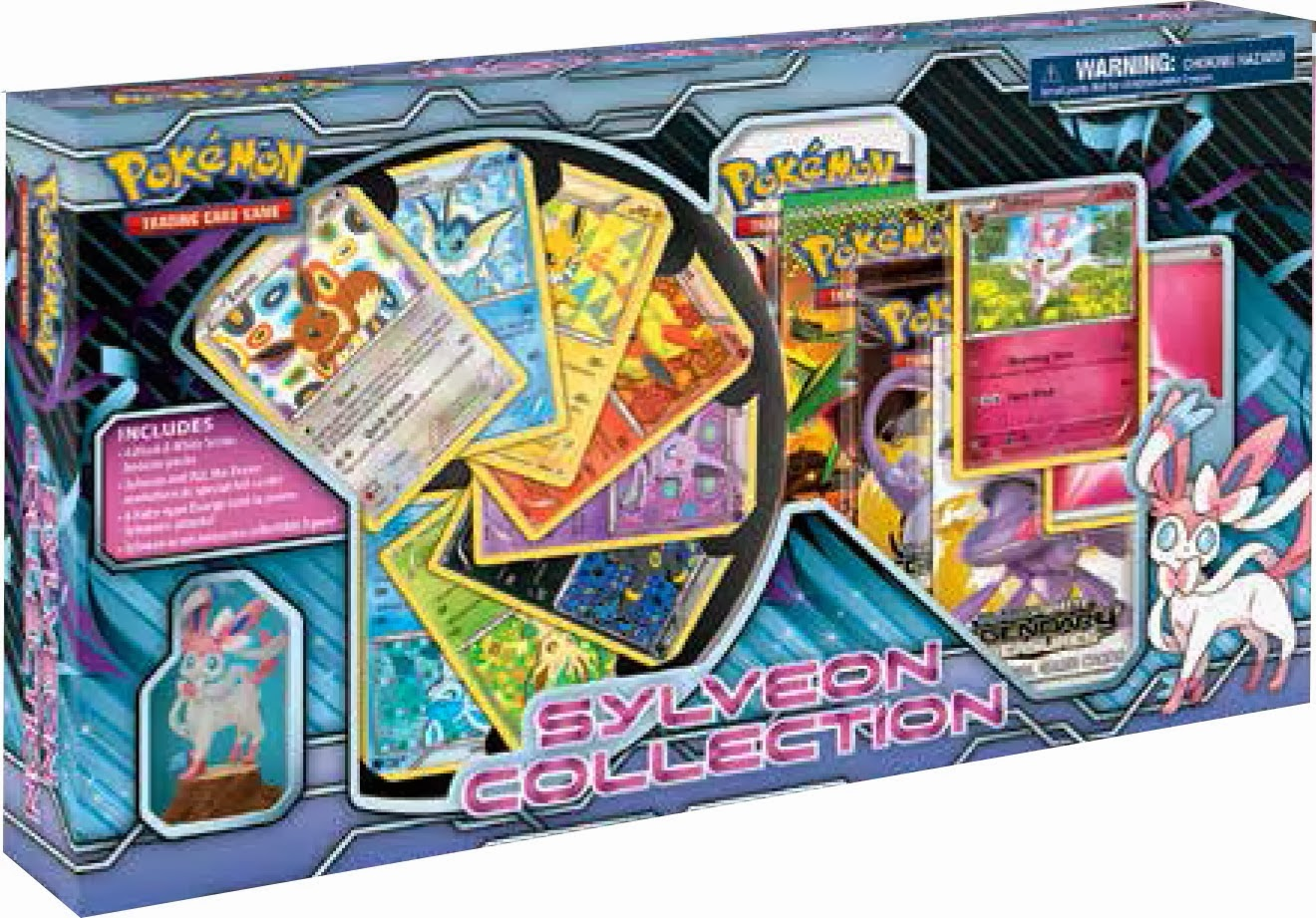 Pokemon Eevee Sylveon Card KD Games: Pokem...
