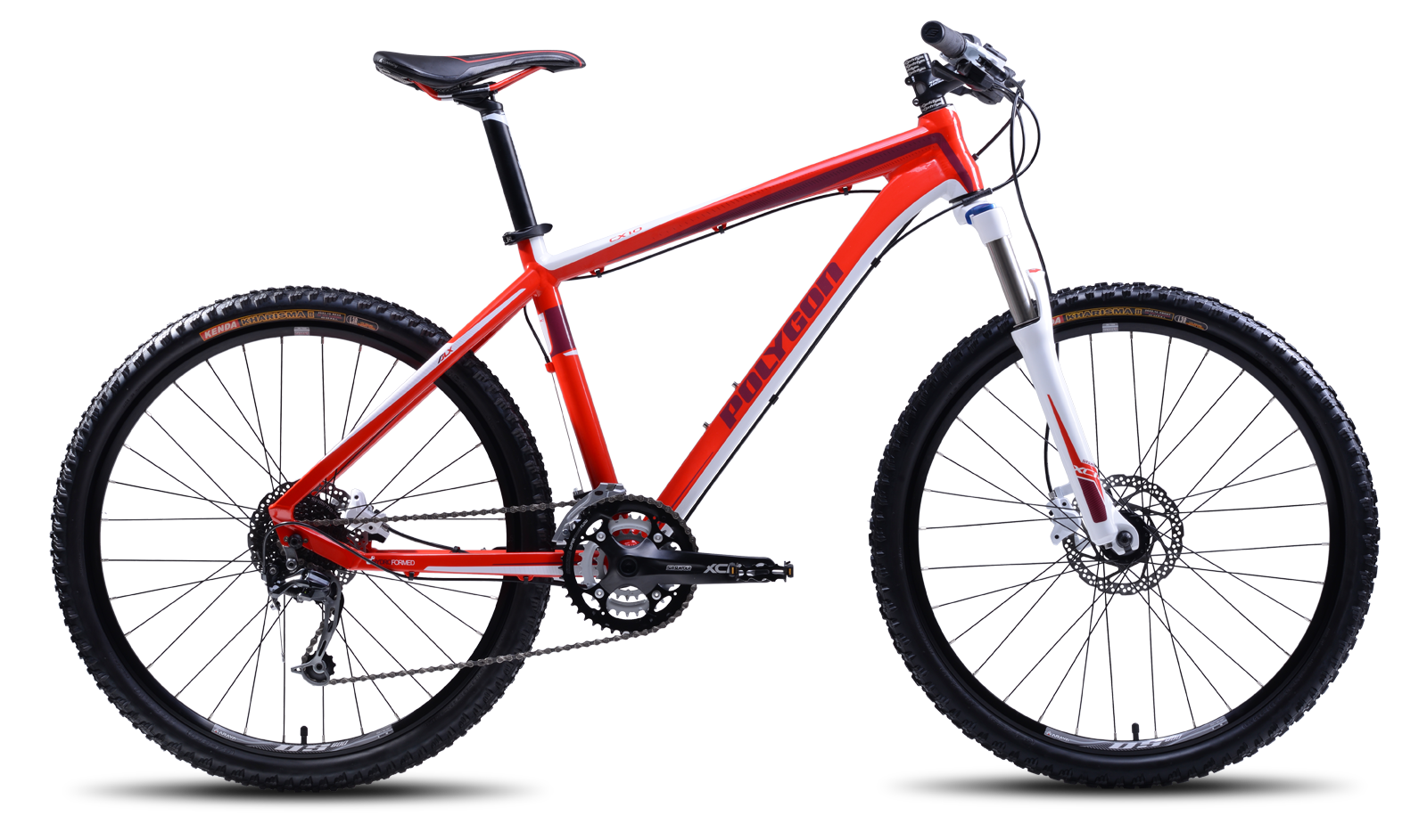 FIA BIKE: Sepeda Gunung Polygon COZMIC CX1.0 (Series 2013)