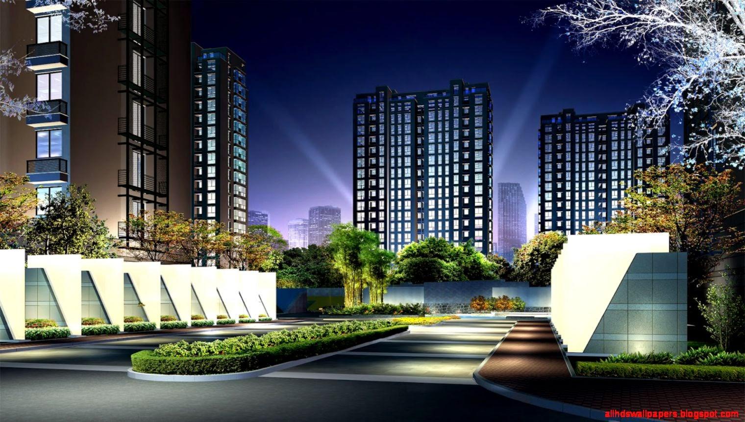 download city architecture wallpaper - photo #28
