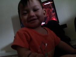 My baby Nuha Erina