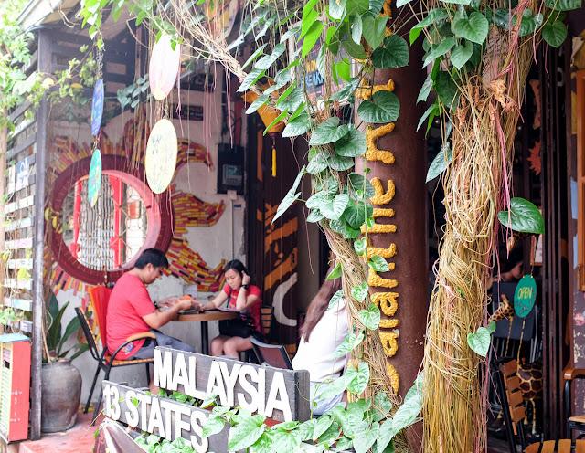 calanthe art cafe & kaya-kaya @ malacca