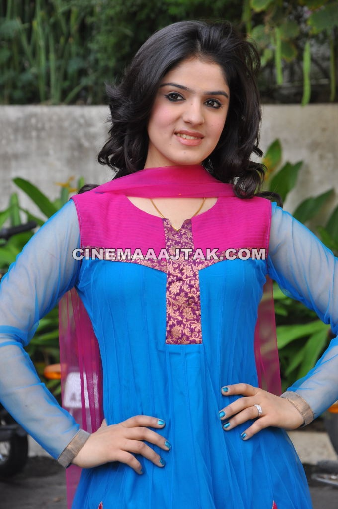Lucky Sharma Pics in Blue Suit1 - Lucky Sharma All The Best Movie Actress Pics in Blue