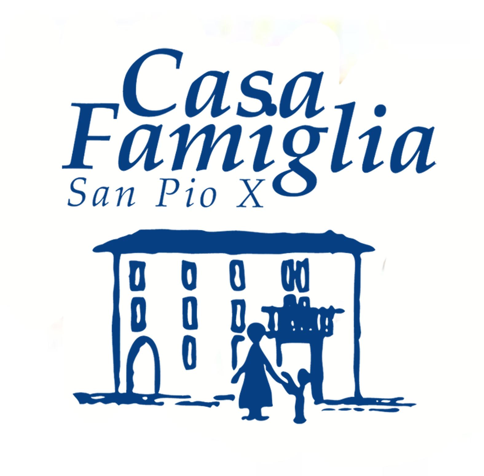 CASA FAMIGLIA SAN PIO X