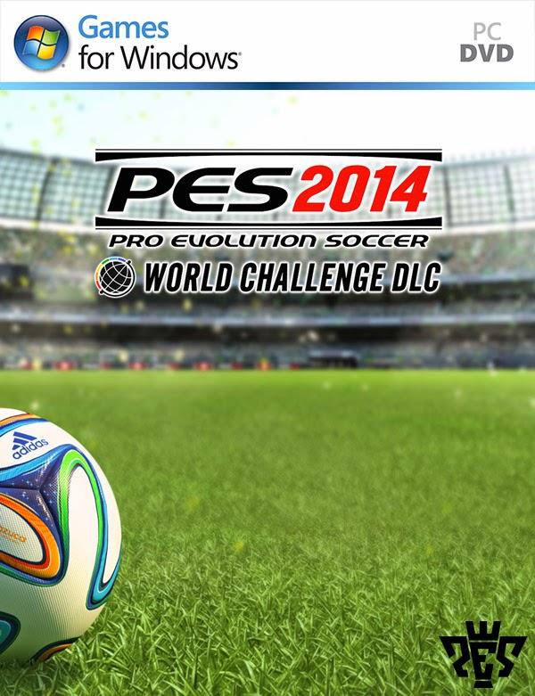 Pro Evolution Soccer 2014 world challenge release