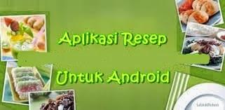 Aplikasi Resep Masakan Android