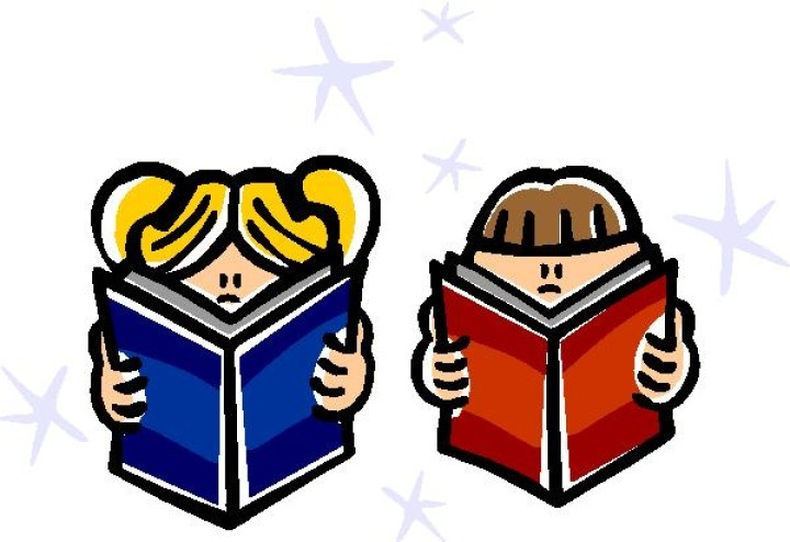 clip art books reading. ook clipart reading