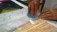 Restauración pintura de caballete