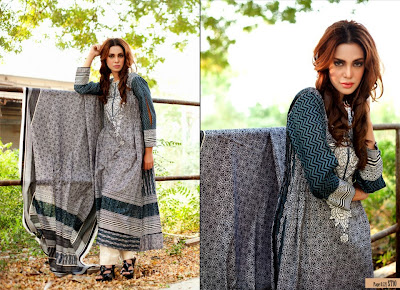 Khaddar Long kameez Designs