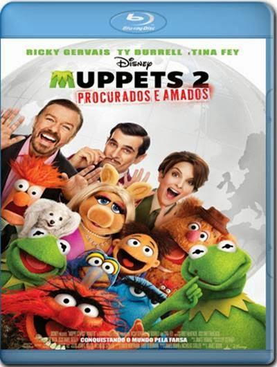 Muppets 2 Procurados e Amados