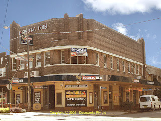 The Kurrajong Hotel