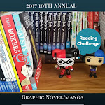 Host of the 2017 Graphic Novel & Manga Challenge