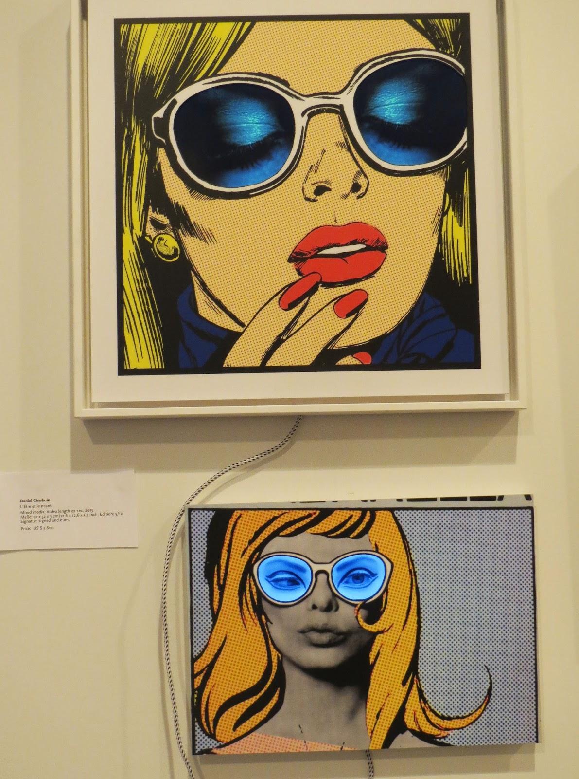 Art Miami Exhibit – Art Basel 2015 | PsychRock.com