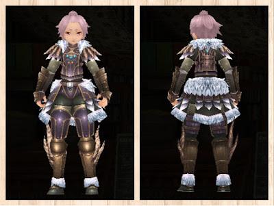 森狼の衣・桃1