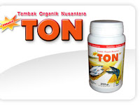 Pupuk Tambak TON (Tambak Organik Nusantara)