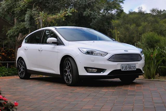 novo Ford Focus 2016 Titanium