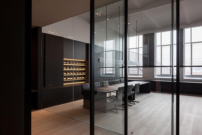KANTOOR ONTWERP BELGIE | AID Interieur Architecten