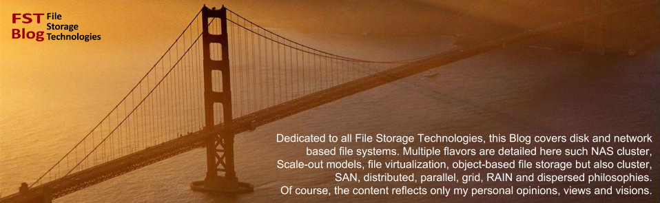File Storage Technologies (FST)