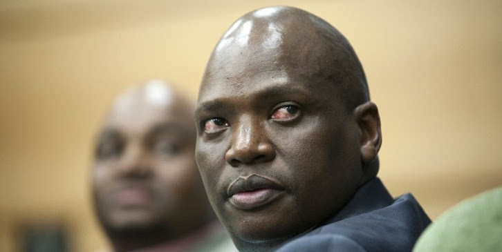 'I WAS AN ORDINARY HLAUDI'