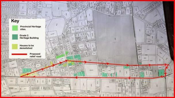 Living in Avery Avenue Controversial MyCiTi bus route through