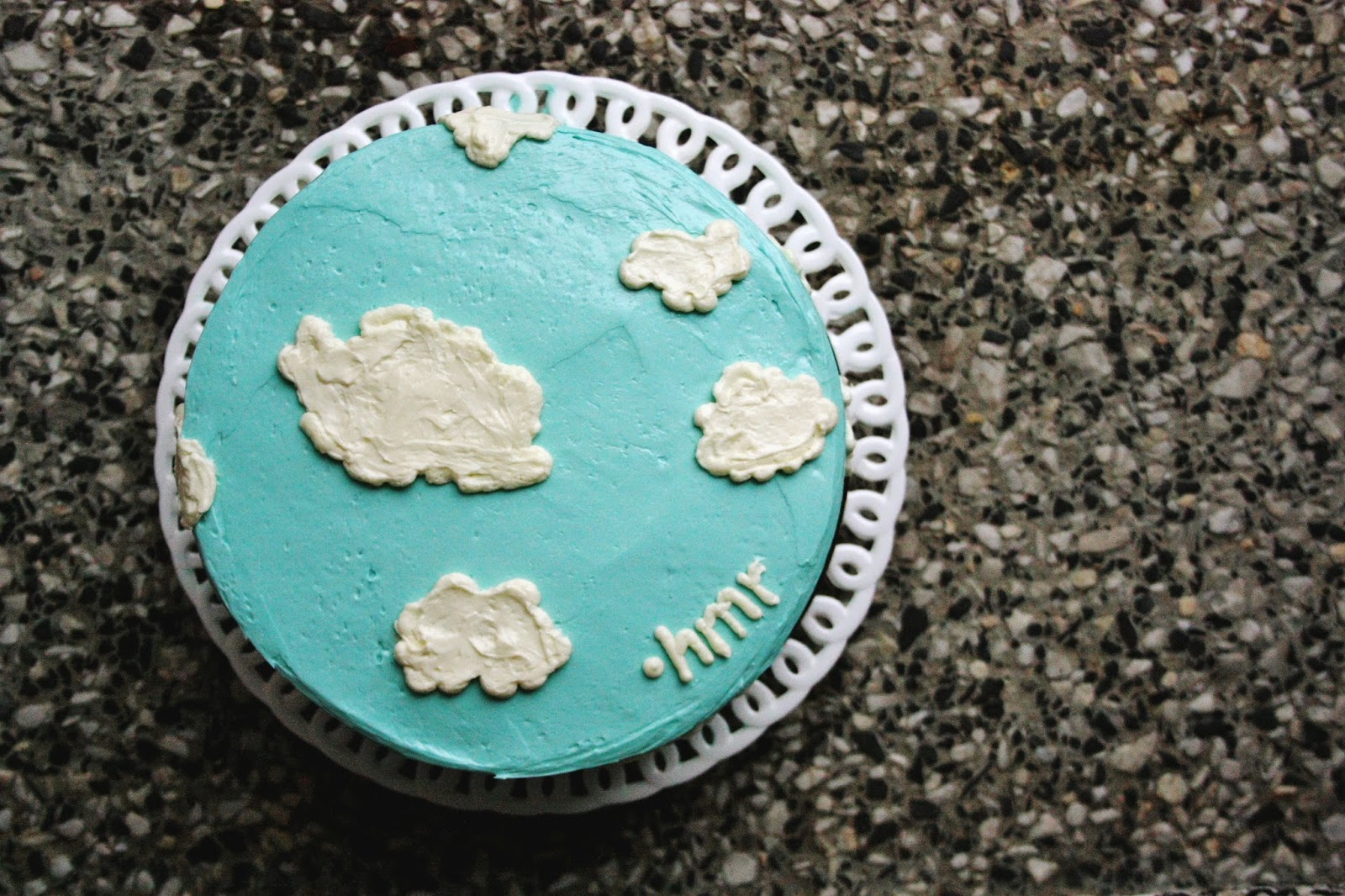 how to make cakes with plain flour and no eggs