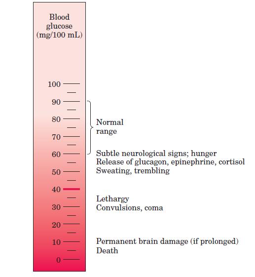 Bioquímica: Niveles de glucosa