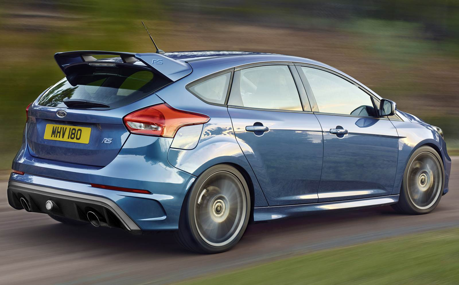 Novo Ford Focus RS 2015