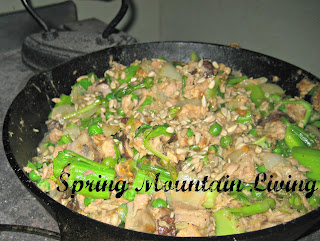 peanut butter tuna at spring mountain living