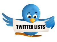 twitter lists, geekalicious, 